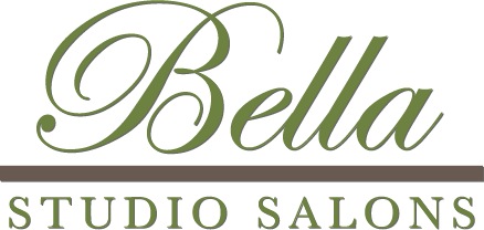 bella studio salon logo